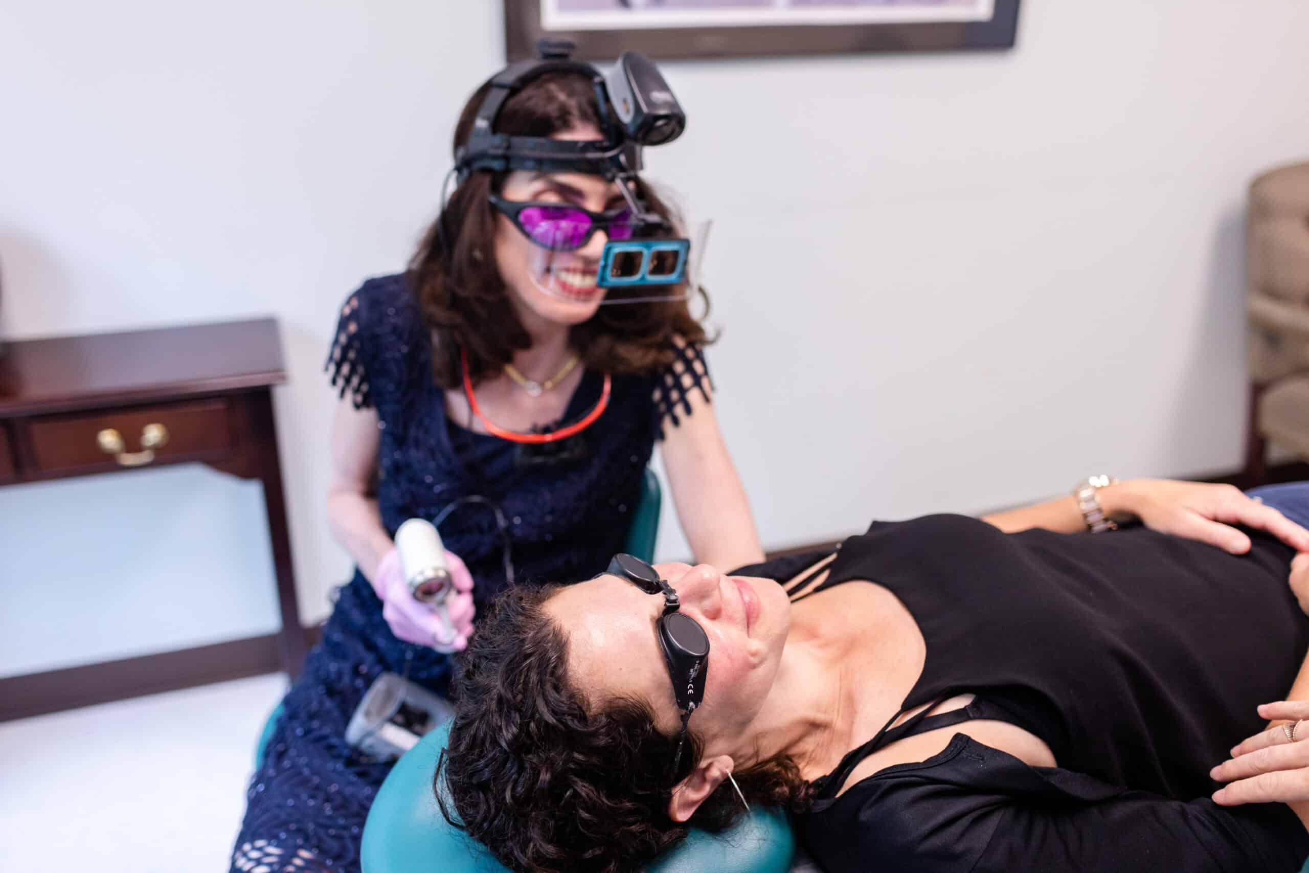 Brunner Microlaserpeel Treatment Princeton NJ