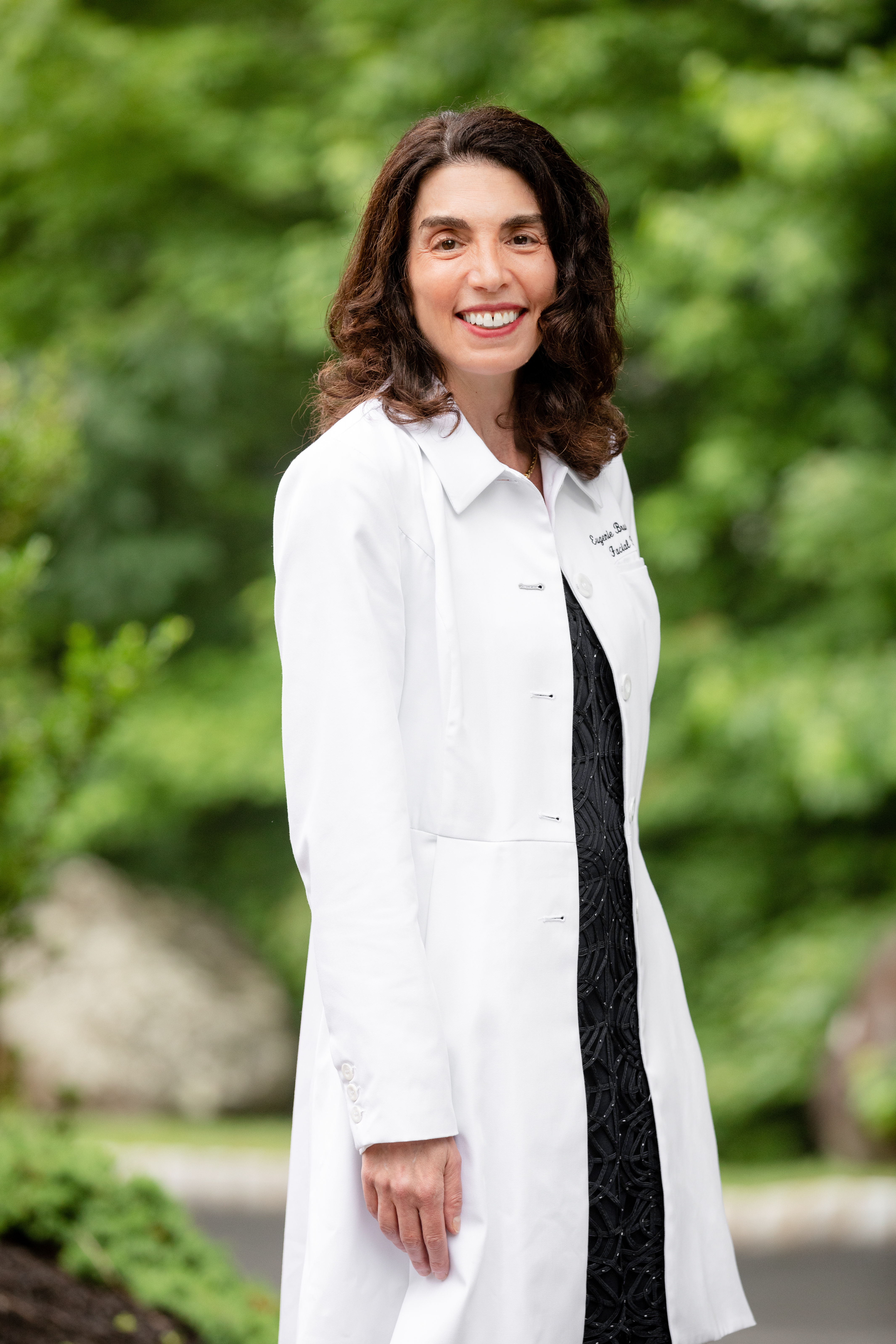 Dr. Eugenie Brunner, a Facial Plastic Surgeon in Princeton, New Jersey